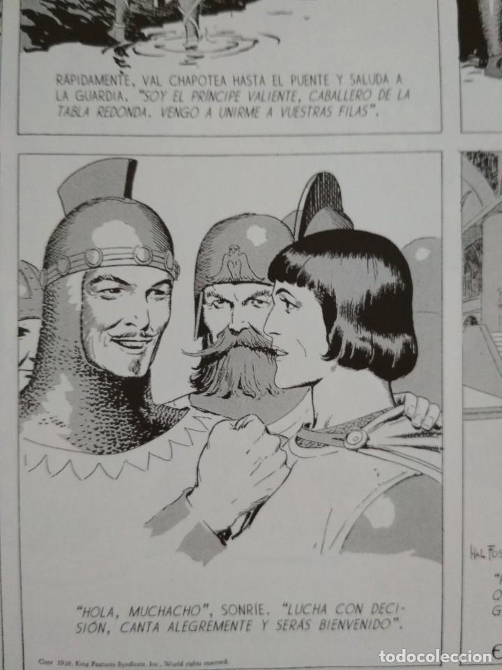Cómics: Principe Valiente tomos 1 y 2 Manuel Caldas Libros de papel - Foto 25 - 126804399