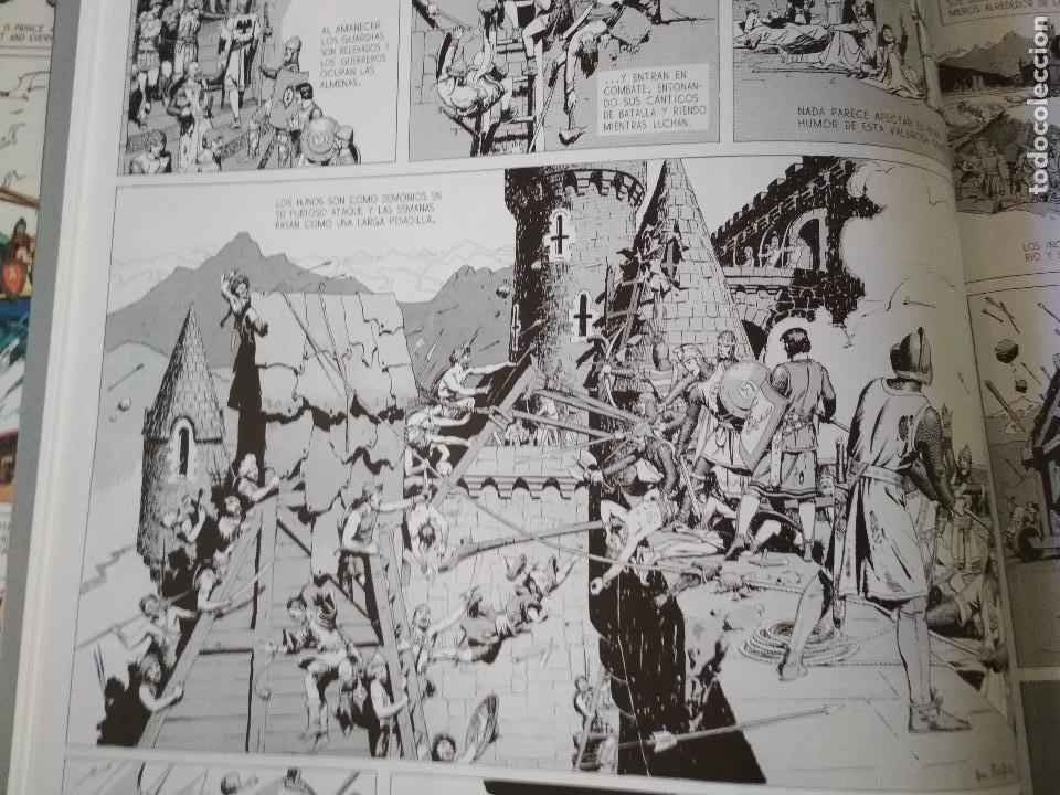 Cómics: Principe Valiente tomos 1 y 2 Manuel Caldas Libros de papel - Foto 26 - 126804399