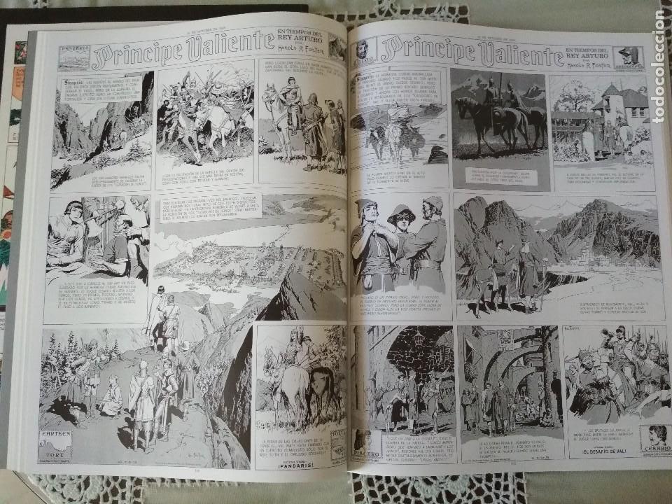 Cómics: Principe Valiente tomos 1 y 2 Manuel Caldas Libros de papel - Foto 28 - 126804399