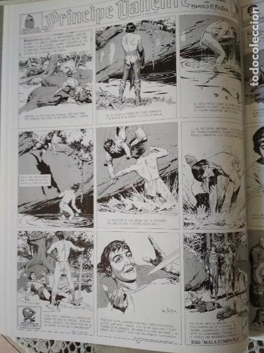 Cómics: Principe Valiente tomos 1 y 2 Manuel Caldas Libros de papel - Foto 29 - 126804399