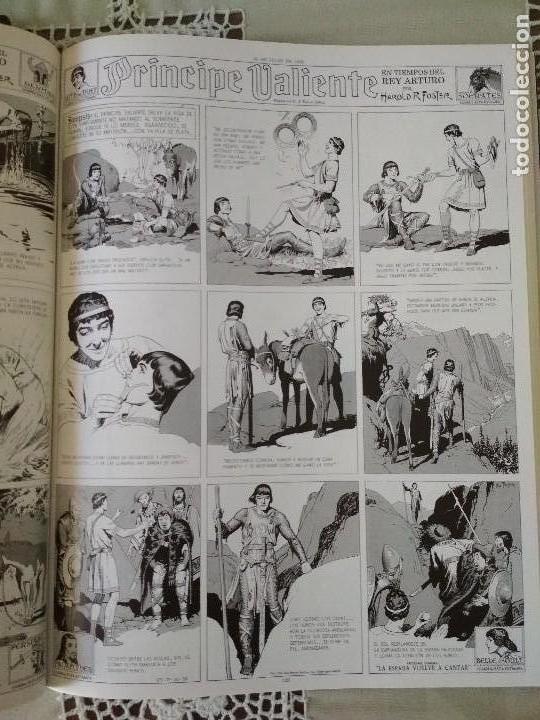 Cómics: Principe Valiente tomos 1 y 2 Manuel Caldas Libros de papel - Foto 30 - 126804399