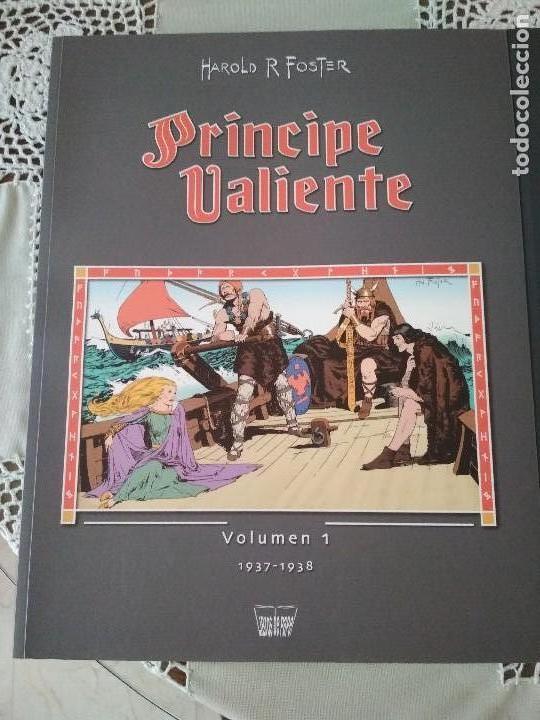 Cómics: Principe Valiente tomos 1 y 2 Manuel Caldas Libros de papel - Foto 31 - 126804399