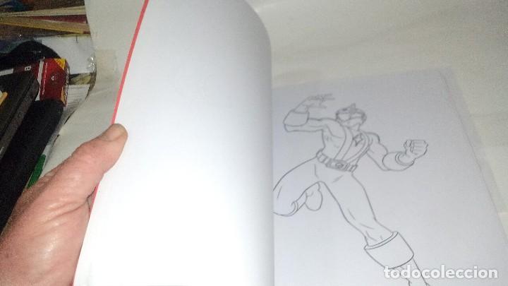 power rangers-jungle fury-libro colorear - Comprar Tebeos y comics ...