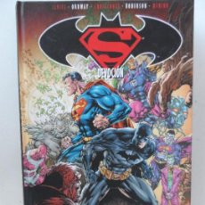 Cómics: SUPERMAN DEVOCIÓN BATMAN ECC BARCELONA AÑO 2017. . Lote 126941627
