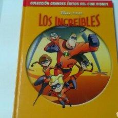 Cómics: LOS INCREÍBLES . DISNEY - PIXAR .2006 TAPA DURA .. Lote 126990486
