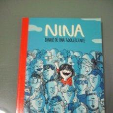 Cómics: NINA - AGUSTINA GUERRERO.. Lote 126996935
