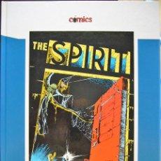 Cómics: SPIRIT - WILL EISNER - SUS PRIMERAS HISTORIAS DE 1940 - 2 TOMOS TAPA DURA. Lote 127007975