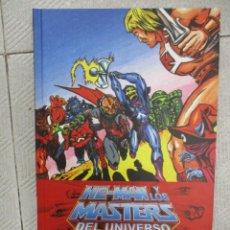 Cómics: HE MAN Y LOS MASTERS DEL UNIVERSO COLECCION MINI COMICS VOL 2 TAPA DURA. Lote 132355167
