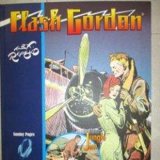 Cómics: FLASH GORDON 1940 - 1942 + JIM DE LA JUNGLA TIRAS DOMINICALES ALEX RAYMOND TAPA DURA . Lote 128916888