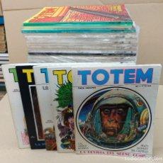 Cómics: TOTEM -COLECCIÓN COMPLETA DE 73 EJEMPLARES- N.FRONTERA 1977.MUY BUENA.. Lote 127125647