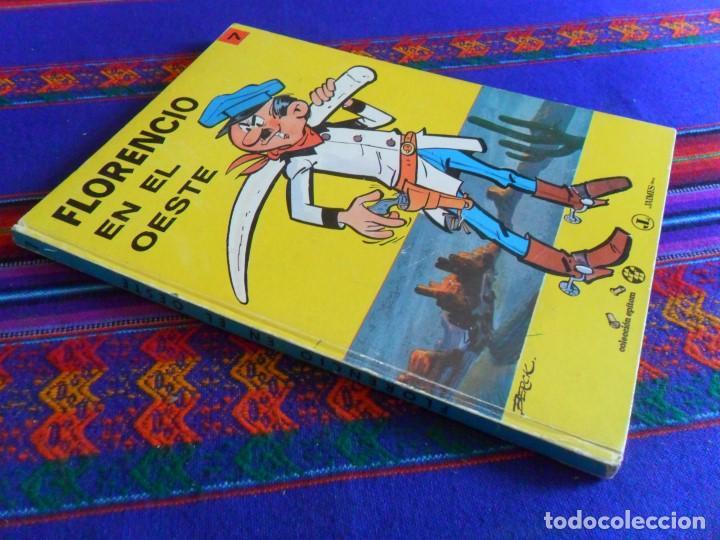 BUEN ESTADO, FLORENCIO EN EL OESTE. COLECCIÓN EPÍTOM 7. JAIMES LIBROS 1969. RARO. (Tebeos y Comics - Comics otras Editoriales Actuales)