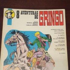Cómics: COMIC - GRINGO - CARLOS GIMENEZ - RETAPADO CON LOS CUATRO NUMEROS EDITADOS POR EDICIONES ALONSO. Lote 127543135