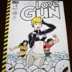 Cómics: LOVE GUN Nº 4 - IGOR MEDIO/JAVIER RODRÍGUEZ - UNDER COMIC. Lote 127583063