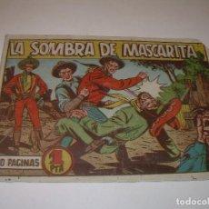 Cómics: COMIC....LA SOMBRA DE MASCARITA.. Lote 127669247