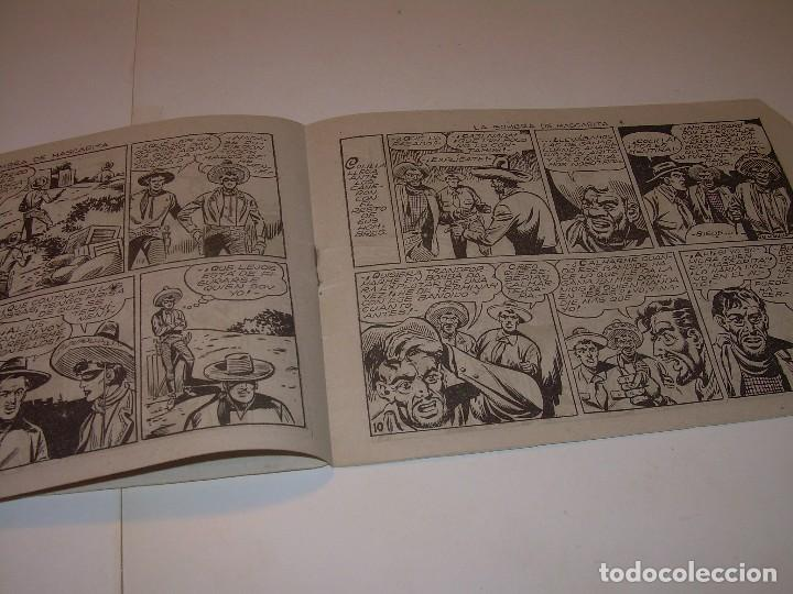 Cómics: COMIC....LA SOMBRA DE MASCARITA. - Foto 4 - 127669247