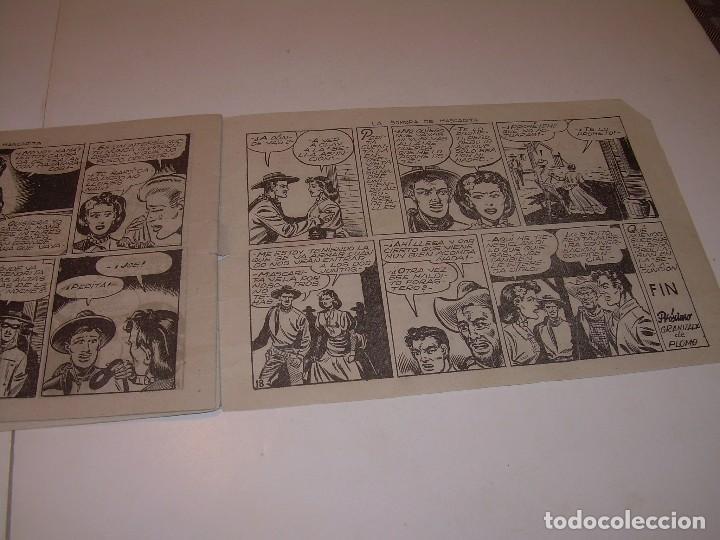 Cómics: COMIC....LA SOMBRA DE MASCARITA. - Foto 5 - 127669247