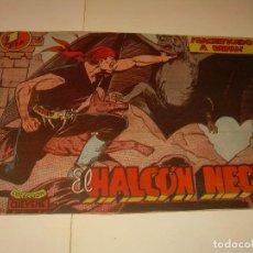 Cómics: COMIC.....EL HALCON NEGRO.. Lote 127669387