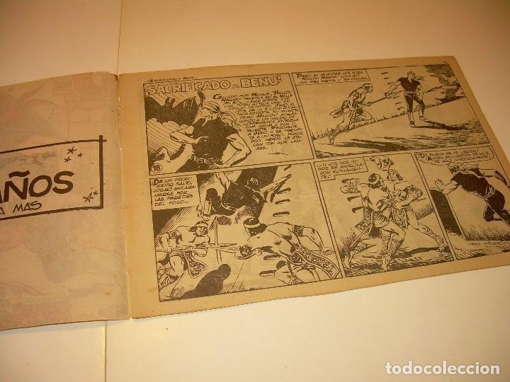 Cómics: COMIC.....EL HALCON NEGRO. - Foto 3 - 127669387