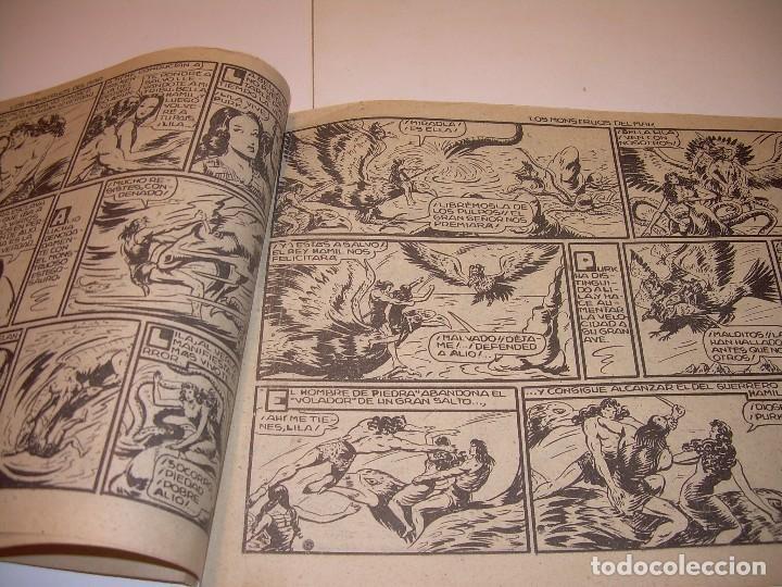 Cómics: COMIC......LOS MONSTRUOS DEL MAR. - Foto 4 - 127670087