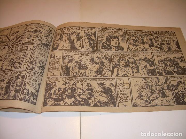 Cómics: COMIC......LOS MONSTRUOS DEL MAR. - Foto 5 - 127670087