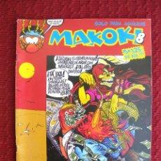 Cómics: MAKOKI Nº 8. Lote 127742879