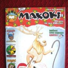Cómics: MAKOKI Nº 21 CON CUADERNILLO Y CALENDARIO EN EL INTERIOR. Lote 127743199