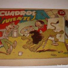 Cómics: COMIC..CUADROS VIVIENTES.. Lote 127785711