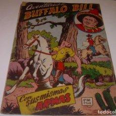Cómics: DOS.COMICS...BUFALO BILL.. Lote 127786235