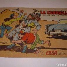 Cómics: COMIC...LA CUADRILLA.. Lote 127786395