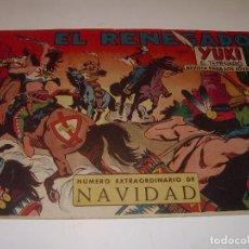 Cómics: COMIC...YUKI EL TEMERARIO.. Lote 127786619