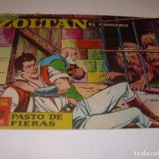 Cómics: COMIC...ZOLTAN EL CINGARO.. Lote 127786671
