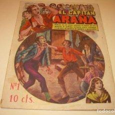 Cómics: COMIC...EL CAPITAN ARAÑA.. Lote 127786807
