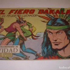 Cómics: COMIC...EL FIERO DAKALA.. Lote 127787543