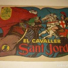 Cómics: COMIC...EL CAVALLER SANT JORDI.. Lote 127787623