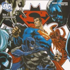 Cómics: COMIC- SUPERMAN BATMAN Nº 8 DC COMICS PLANETA. Lote 127869119