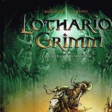 Cómics: LOTHARIO GRIMM.Nº 1.EL CASTILLO DE LA SABIDURÍA.NORMA EDITORIAL. Lote 127926979