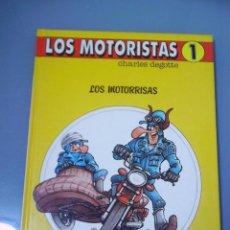 Cómics: LOS MOTORISTAS 1.. Lote 127942759