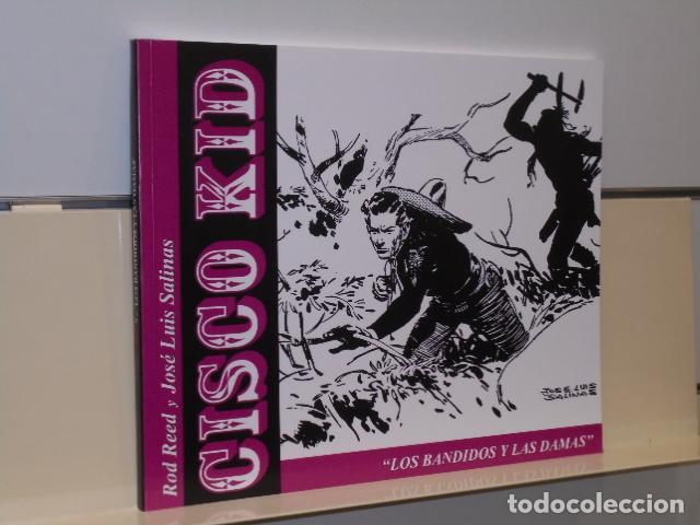 CISCO KID Nº 9 LOS BANDIDOS Y LAS DAMAS - EDITOR MANUEL CALDAS (Tebeos y Comics Pendientes de Clasificar)