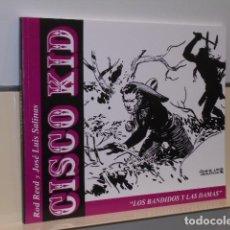 Cómics: CISCO KID Nº 9 LOS BANDIDOS Y LAS DAMAS - EDITOR MANUEL CALDAS. Lote 221900835