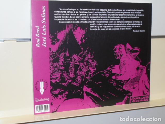 Cómics: CISCO KID Nº 9 LOS BANDIDOS Y LAS DAMAS - EDITOR MANUEL CALDAS - Foto 3 - 221900835