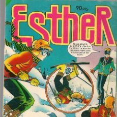 Cómics: ESTHER. Nº 62. CON POSTER CENTRAL. BRUGUERA. (ST/A16). Lote 128105027