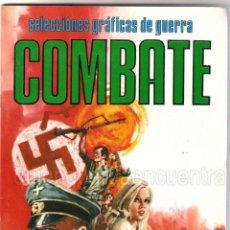 Cómics: 4 COMIC SELECCIONES GRÁFICAS GUERRA COMBATE Nº 125-127-128-129 PRODUCCIONES EDITORIALES 1982 NUEVOS.. Lote 128272359