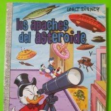 Cómics: LOS APACHES DEL ASTEROIDE COLECCIÓN DUMBO Nº 61 TOMO EN RÚSTICA WALT DISNEY. Lote 128398339
