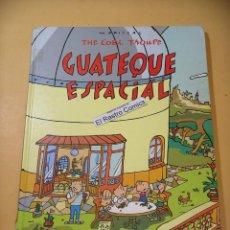 Cómics: THE COBI TROUPE, GUATEQUE ESPACIAL, JAVIER MARISCAL, PLAZA JANES, AÑO 1991, ERCOM A5. Lote 128486687