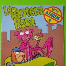 Cómics: LA PANTERA ROSA SUPER ÁLBUM Nº 2 DE LOS AÑOS 1983 Y 1984 CON 50 PÁGINAS DE EDITORIAL SARPE. Lote 128495003