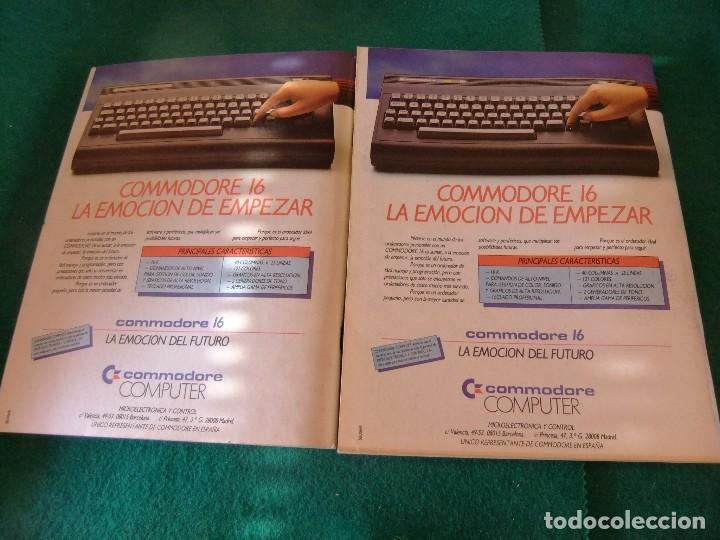 Cómics: LA OCA NUMEROS 1 Y 2 1985 - Foto 2 - 128560603