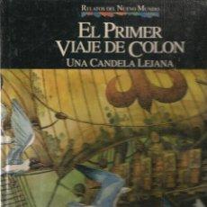 Cómics: RELATOS DEL NUEVO MUNDO. ¡¡COMPLETA!!. 25 TOMOS. PLANETA / QUINTO CENTENARIO (B/A19). Lote 128607047