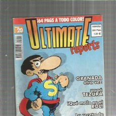 Cómics: ULTIMATE REPORTS 20. Lote 128616275