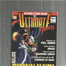 Cómics: ULTIMATE REPORTS 13. Lote 128616559