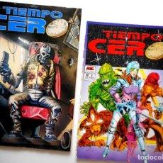 Cómics: TIEMPO CERO Nº 3 - 5 ( MC EDICIONES ). Lote 128617315